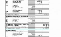 004 Remarkable Financial Statement Template Word High Def  Busines Personal