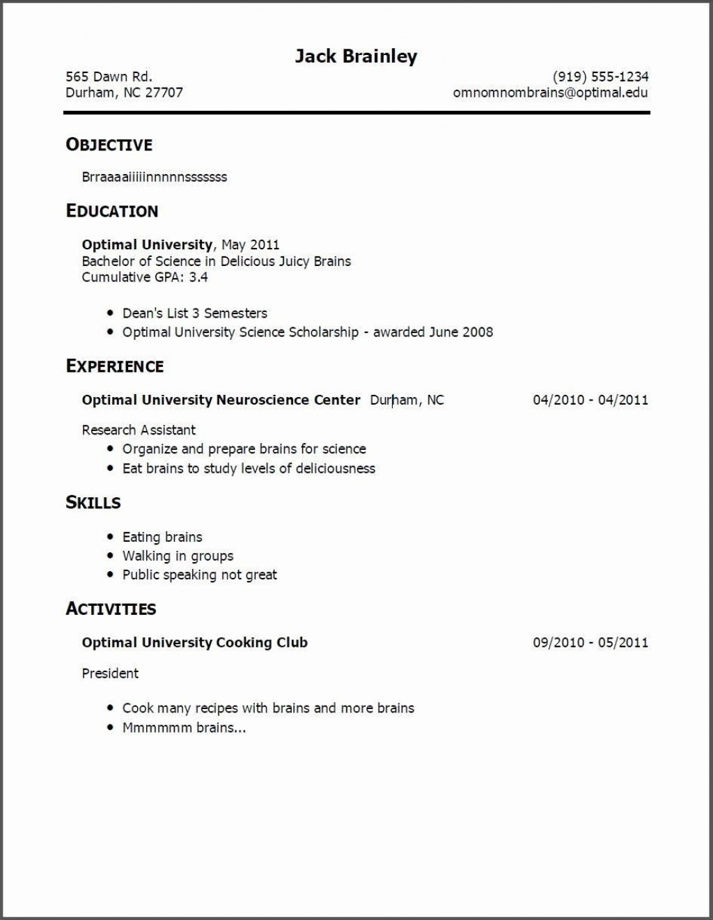 004 Remarkable First Time Resume Template Photo  Job Seeker Teenage Sample For TeenagerLarge