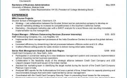 004 Remarkable Grad School Resume Template Free Photo