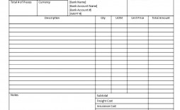 004 Remarkable Invoice Template For Word Highest Clarity  Example Download Blank Free