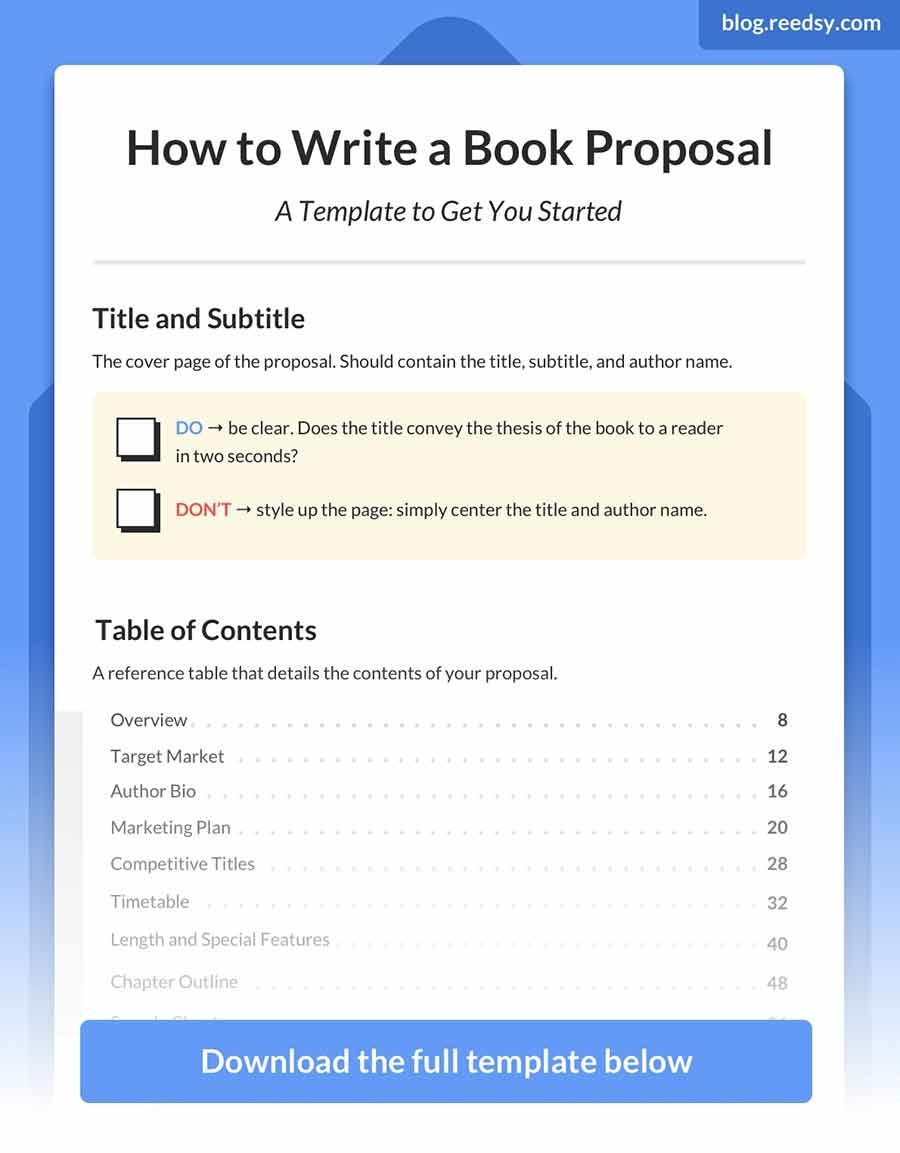 004 Remarkable Nonfiction Book Proposal Template High Definition  ExampleFull