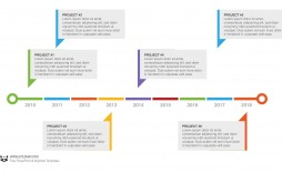 004 Remarkable Powerpoint Timeline Template Free Download Concept  Project History