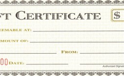 004 Remarkable Printable Gift Certificate Template High Resolution  Card Free Christma Massage