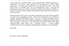 004 Remarkable Professional Reference Letter Template Sample  Nursing Free Character