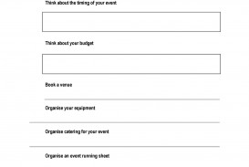 004 Sensational Free Event Planning Template Checklist Example  Planner Party