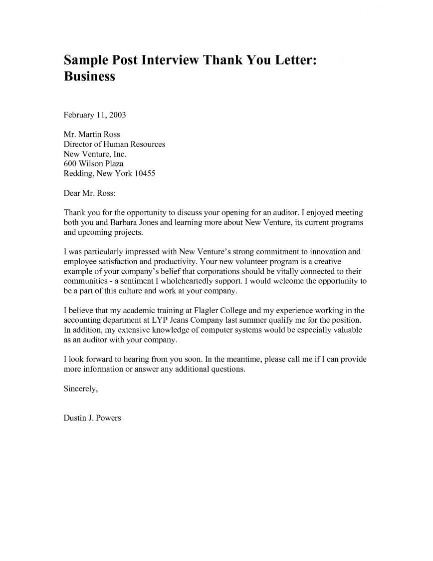Business Thank You Letter To Customer from www.addictionary.org