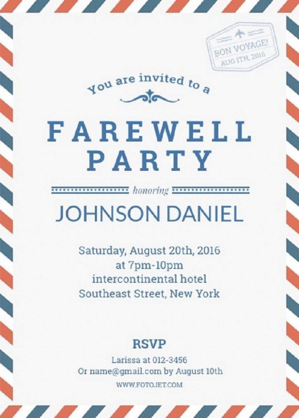 004 Shocking Going Away Party Invitation Template High Definition  Free PrintableLarge