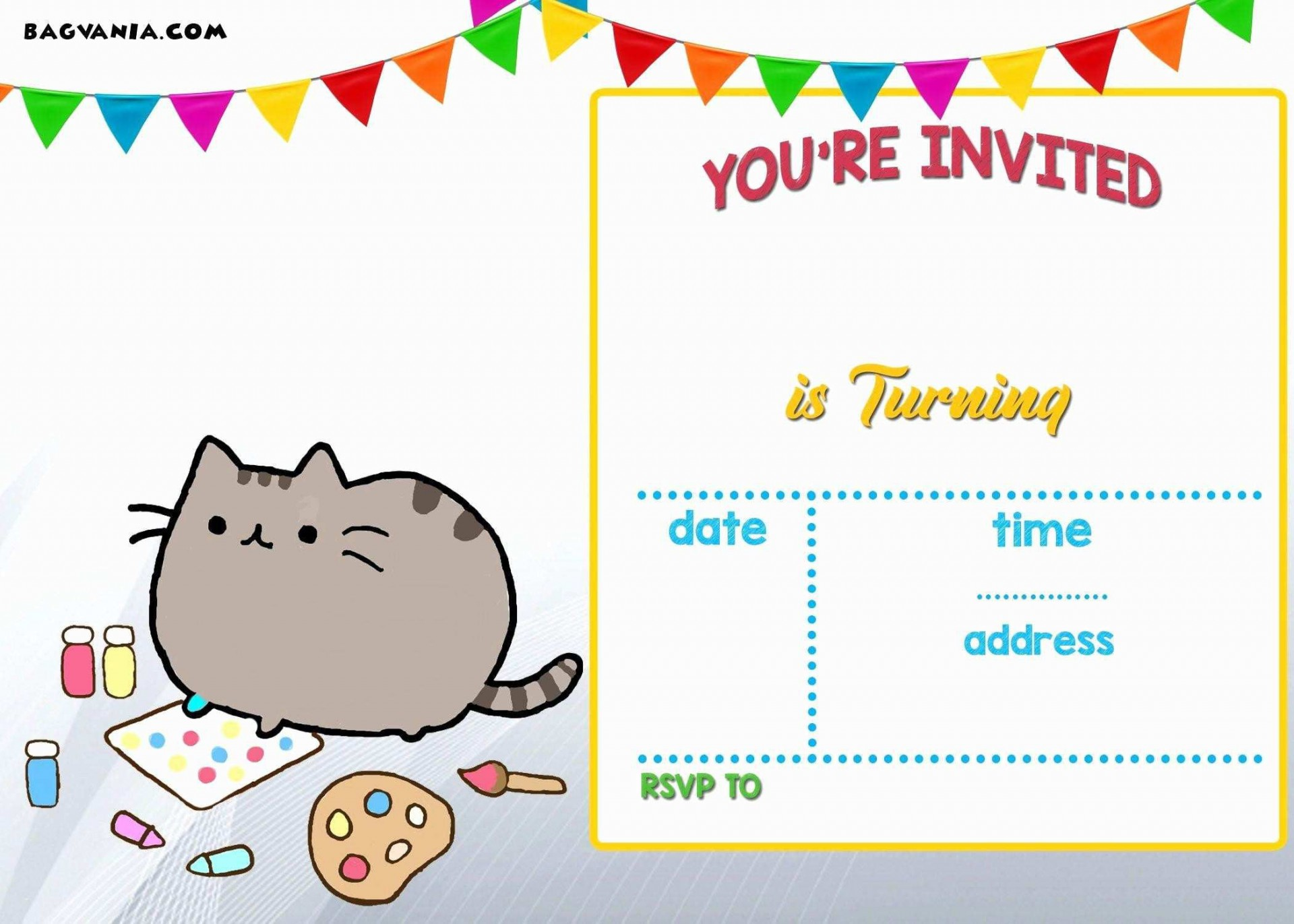 004 Shocking Invitation Template Free Printable Example  Editable Christma Party Dinner Retirement1920