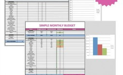 004 Shocking Monthly Household Budget Template Free Uk Highest Quality