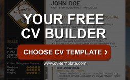 004 Shocking Professional Cv Template Free Online Photo  Resume