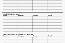 004 Shocking Weekly Sale Report Template Design  Free Download Call Example Xl