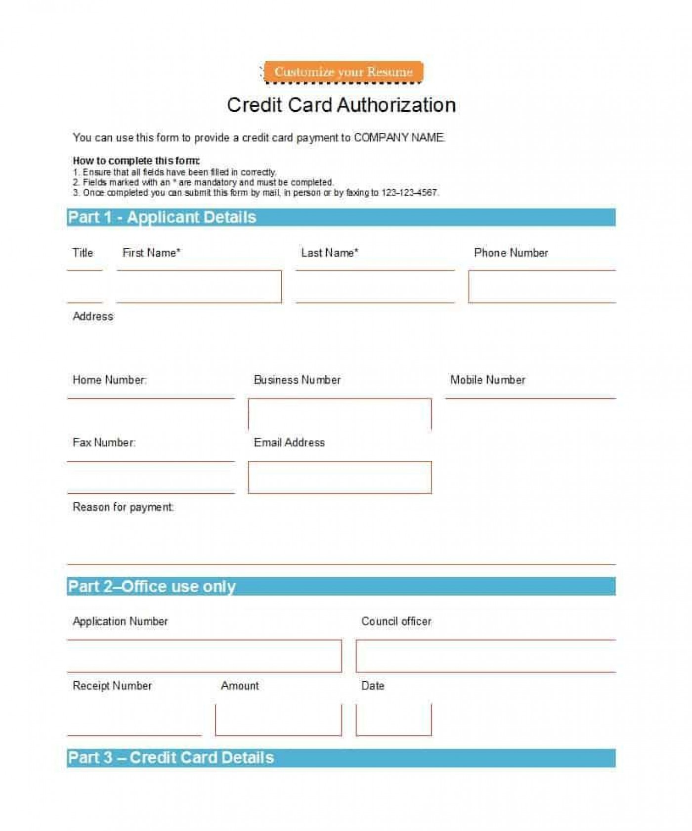 004 Simple Credit Card Form Template Html Photo  Example Payment Cs1400