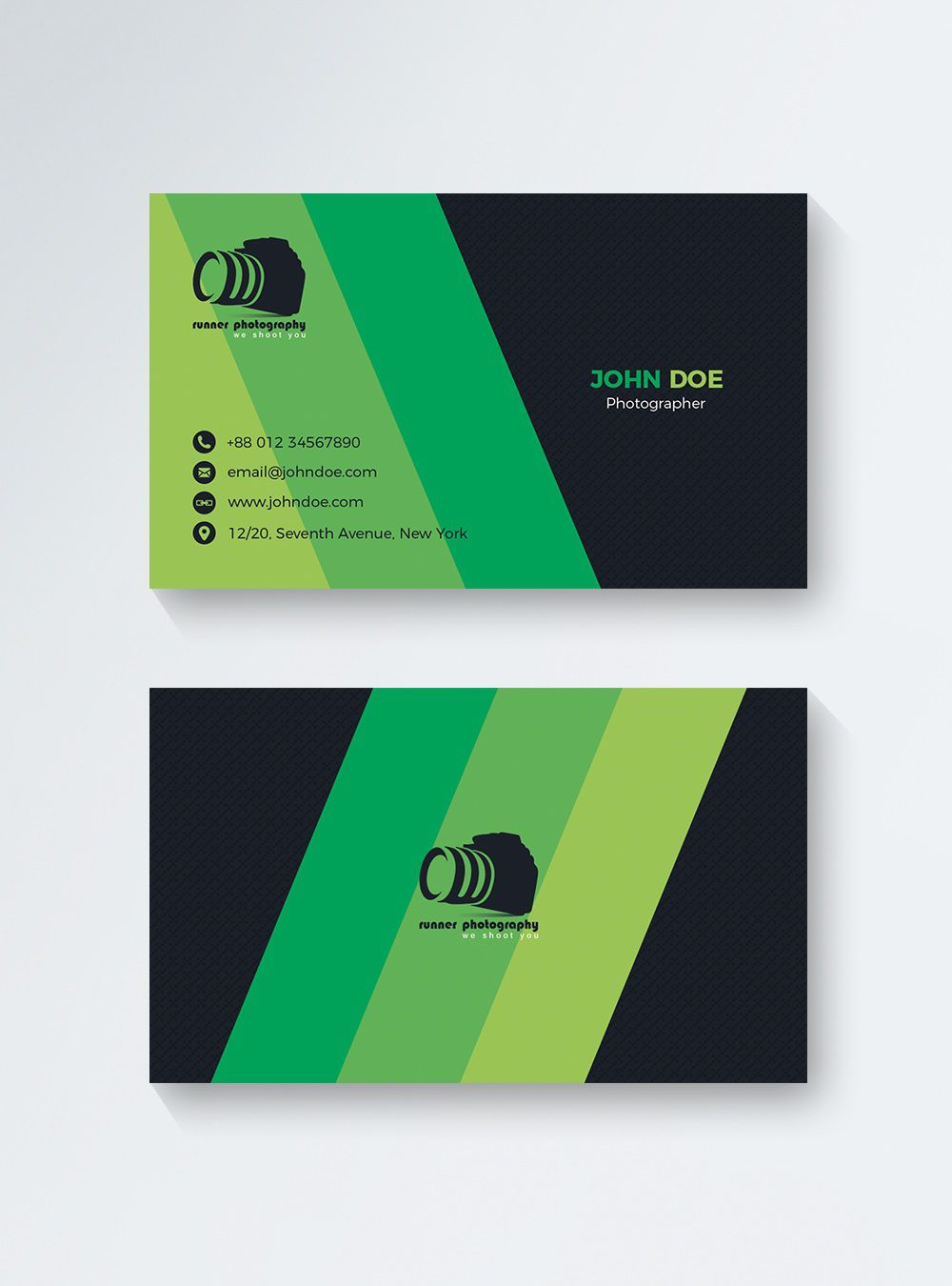004 Simple Free Printable Busines Card Template Download Image Full