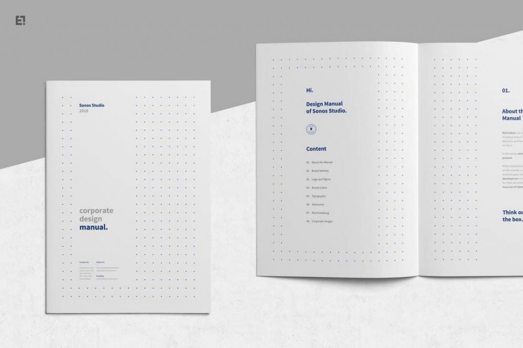 004 Simple Indesign Book Layout Template Idea  Free DownloadLarge