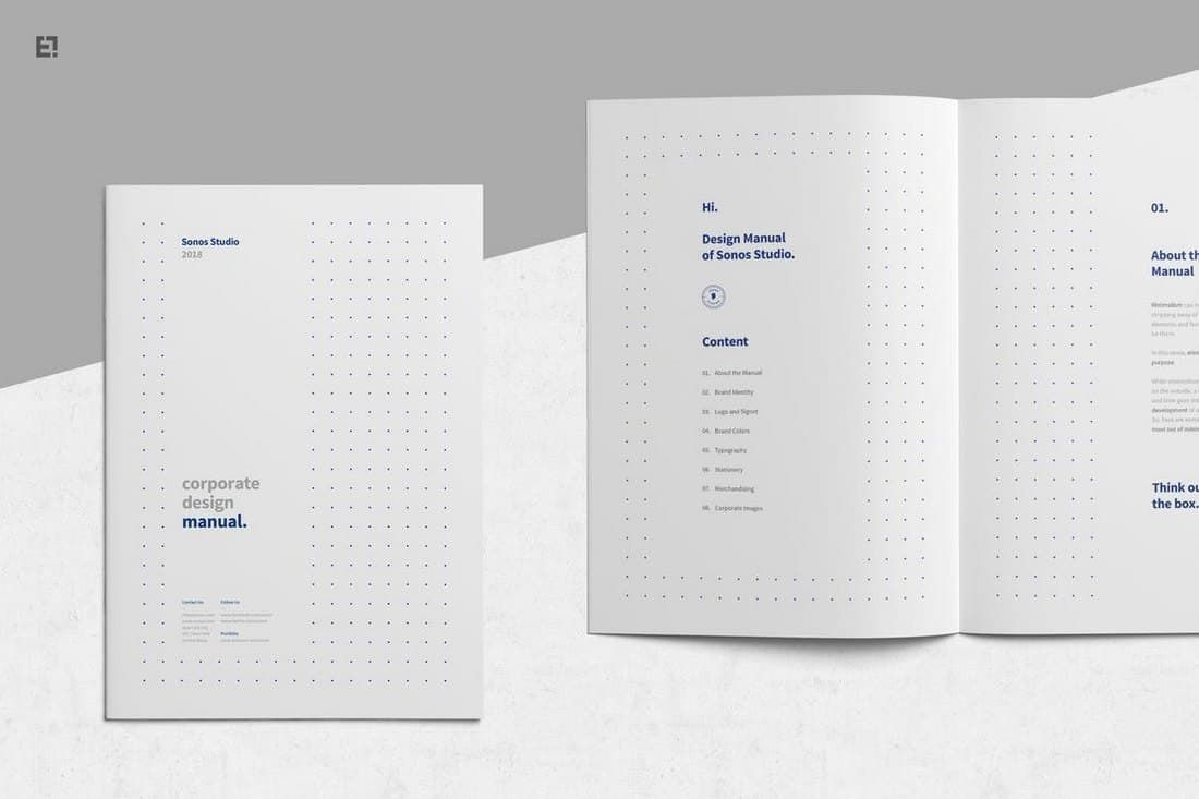 004 Simple Indesign Book Layout Template Idea  Free DownloadFull