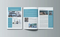 004 Simple Indesign Newsletter Template Free Sample  Cs6 Email Adobe Download