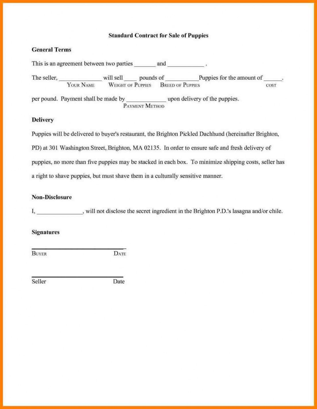 004 Simple Non Compete Agreement Template South Africa Photo Full