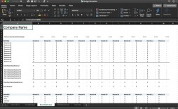 004 Simple Weekly Cash Flow Template Excel Idea  Forecast Free