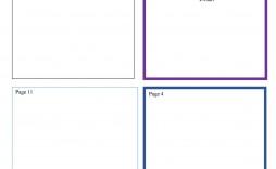 004 Singular Book Template Microsoft Word Highest Quality  Addres Free Outline Comic Script