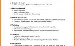 004 Singular Busines Plan Template Pdf Image  Restaurant Sample Free Example Uk Doc