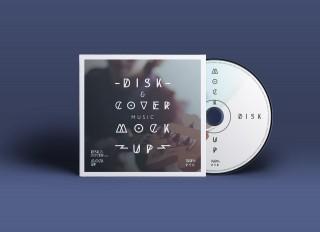 004 Singular Cd Cover Design Template Photoshop High Resolution  Label Psd Free320