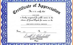 004 Singular Certificate Template For Word High Definition  Award 2007 M