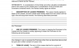 004 Singular Flat Rental Contract Template Free High Definition