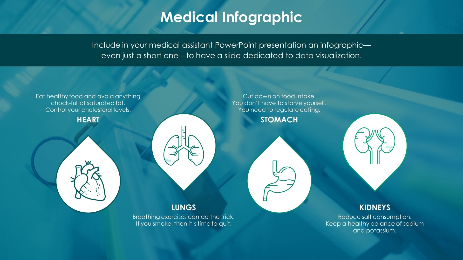 004 Singular Free Health Powerpoint Template Idea  Templates Related Download Healthcare Animated1920