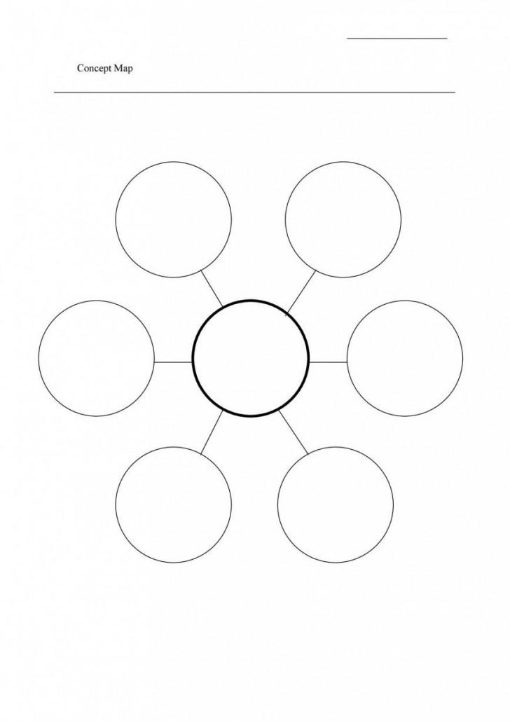 004 Singular Free Nursing Concept Map Template Microsoft Word 728
