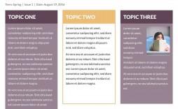004 Singular Free Printable Newsletter Template High Def  Templates For Church Preschool