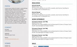 004 Singular Free Resume Template Microsoft Word 2010 Highest Quality  Cv Download