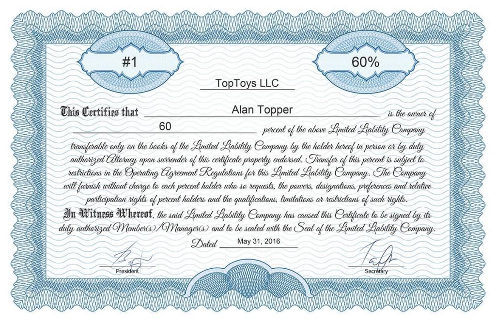 004 Singular Free Stock Certificate Template Design  Word Form DownloadableLarge
