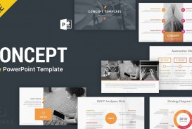 004 Singular Product Presentation Ppt Template Free Download Design