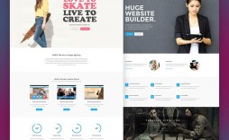 004 Singular Professional Busines Website Template Free Download Highest Quality  Bootstrap Wordpres