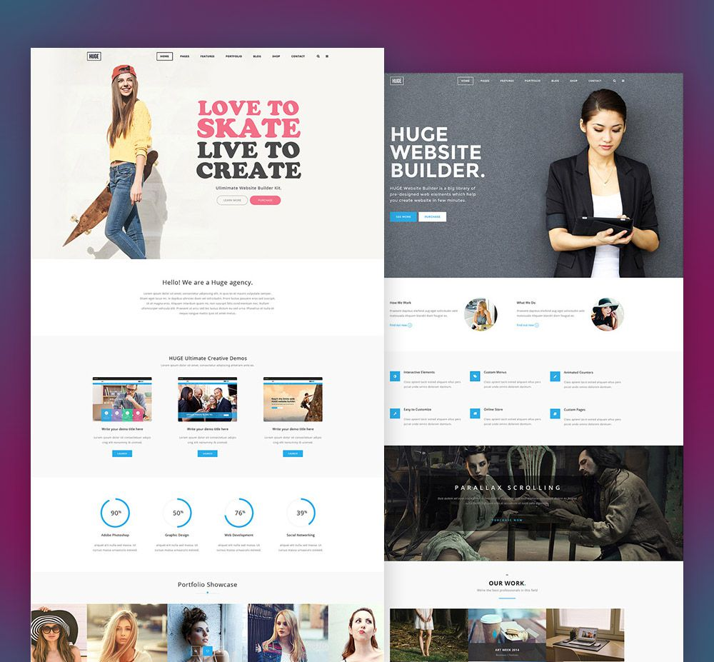 004 Singular Professional Busines Website Template Free Download Highest Quality  Bootstrap WordpresFull