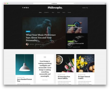 004 Singular Simple Blogger Template Free High Definition  Blogspot Download Blog360