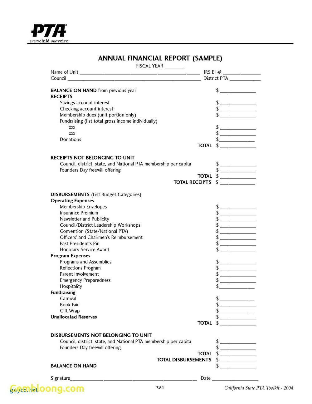 004 Singular Treasurer Report Template Non Profit Design  Treasurer' Word Free For Nonprofit OrganizationFull