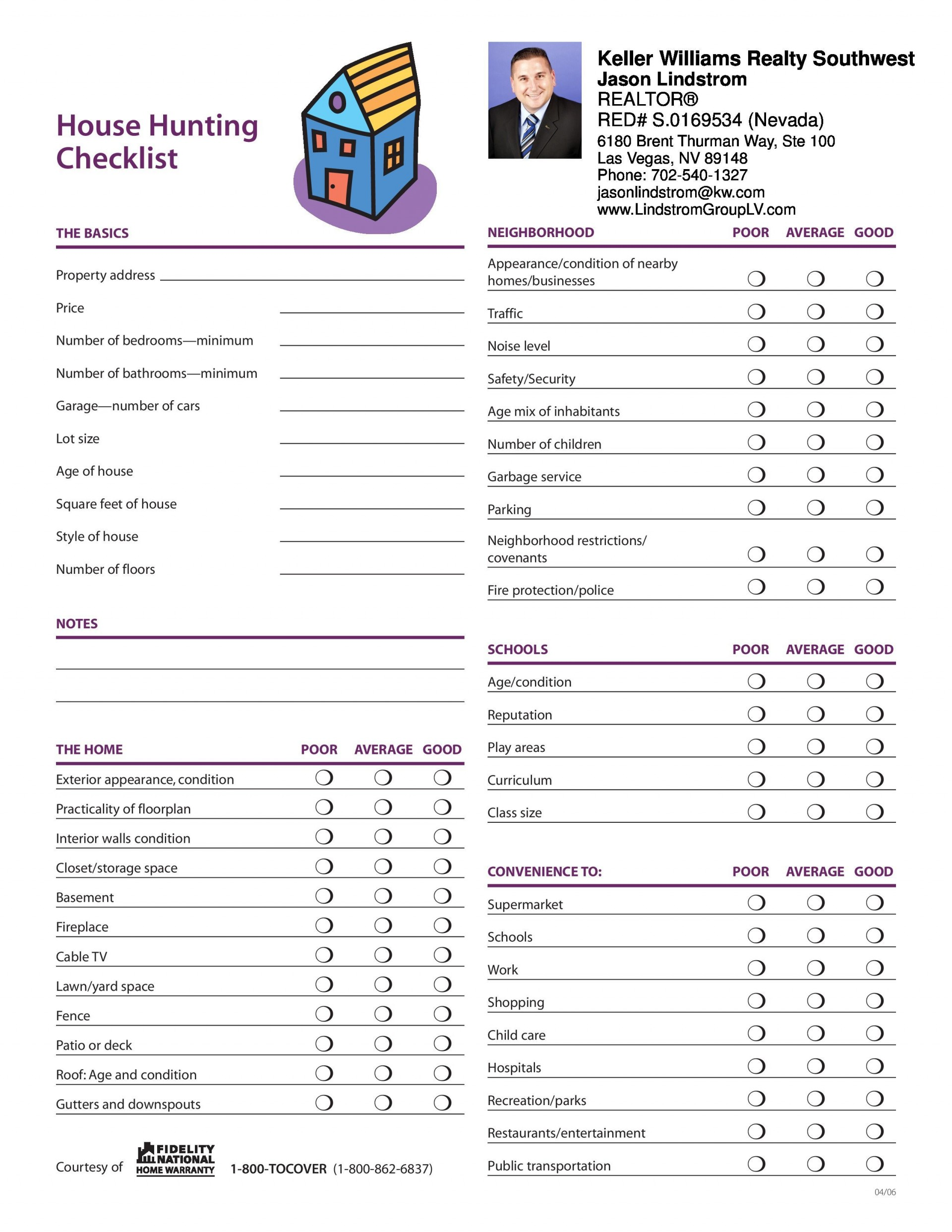 004 Staggering Buying A House Checklist Template Highest Clarity  Home Excel1920