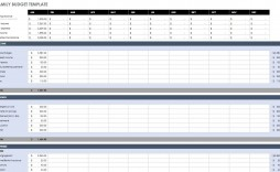 004 Staggering Excel Monthly Budget Template Picture  With Due Date Free Download