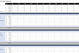 004 Staggering Excel Monthly Budget Template Picture  South Africa
