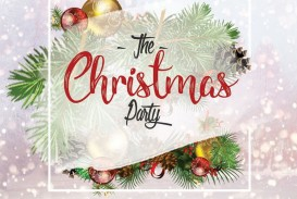 004 Staggering Free Christma Poster Template High Def  Uk Party Download Fair