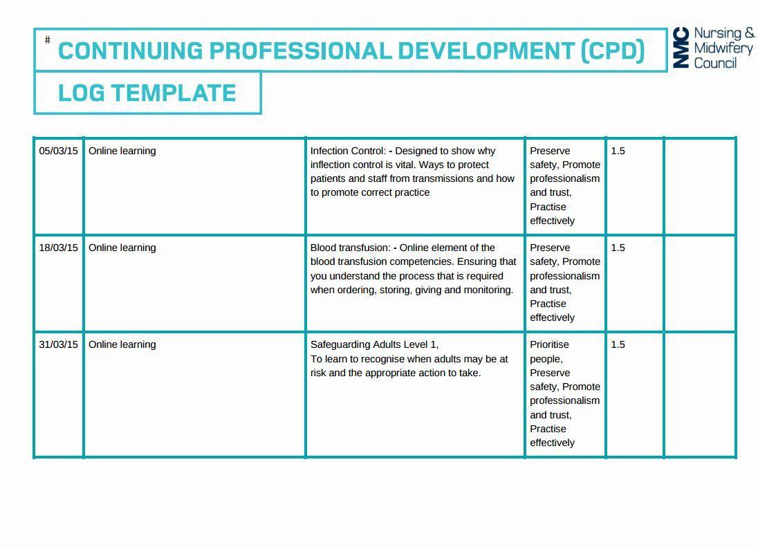004 Staggering Professional Development Plan Template For Nurse High Def  Nurses Sample Goal ExampleFull