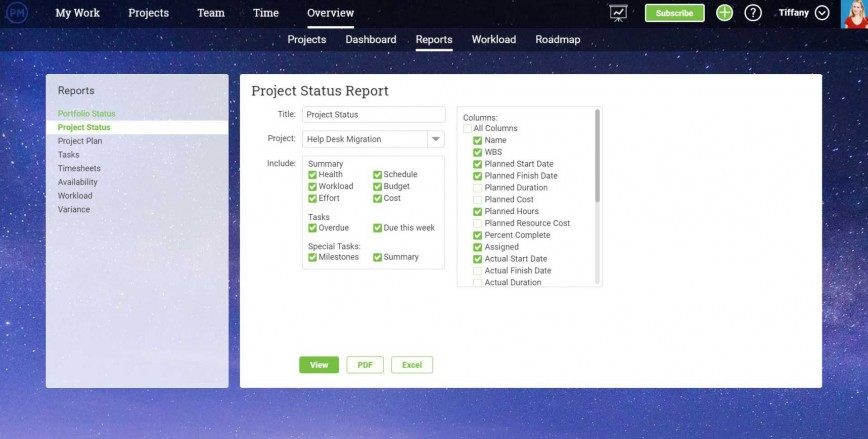 004 Staggering Project Management Statu Report Template Excel Concept  Progres Update868