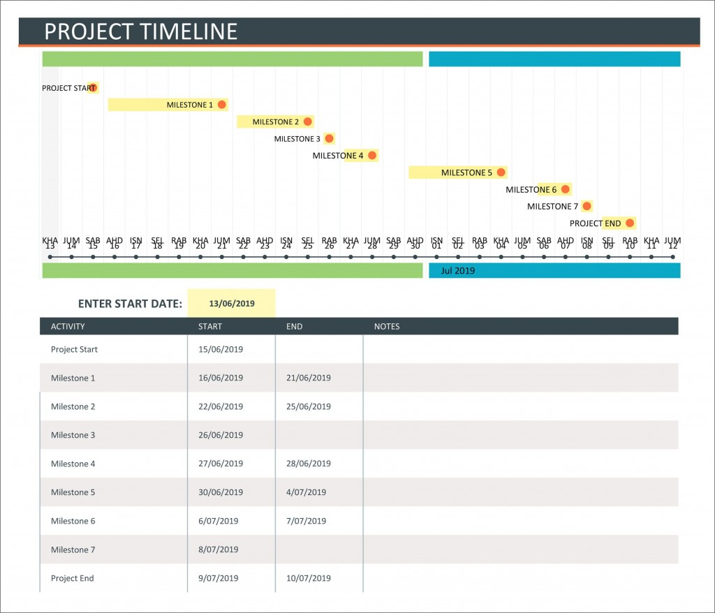 004 Staggering Project Management Timeline Template Excel High Resolution  FreeLarge