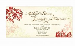 004 Staggering Sample Wedding Invitation Card Template Highest Clarity  Templates Free Design Response Wording