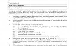 004 Stirring Australian Employment Contract Template Free High Definition