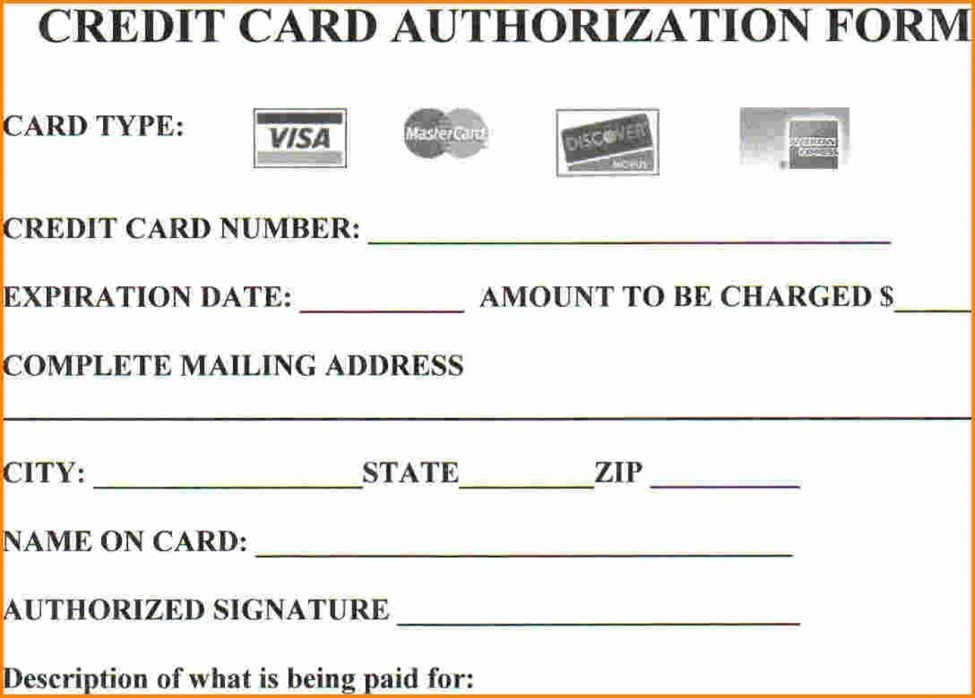 004 Stirring Credit Card Authorization Template Example  Form For Travel Agency Free Download Google Doc1400