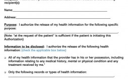 004 Stirring Medical Record Release Form Template Highest Clarity  Request Free Personal