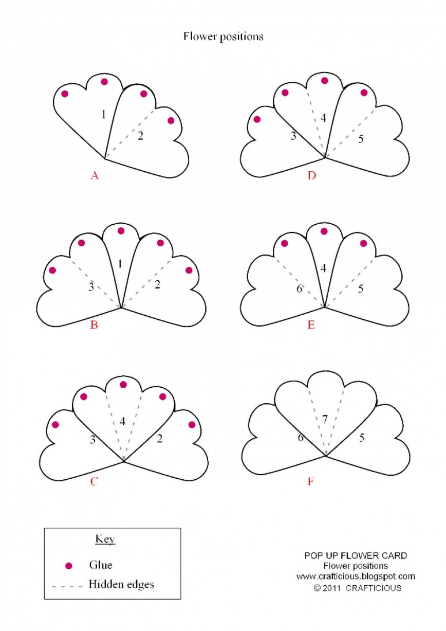 004 Stirring Pop Up Card Template Concept  Free Download 3d Kissing Couple