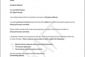 004 Stirring Template Letter To Terminate Rental Agreement High Def  End Tenancy For Landlord Ending
